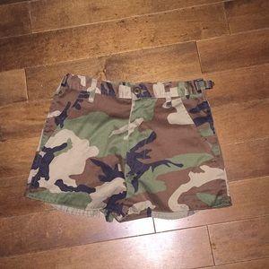 Pants - Army short